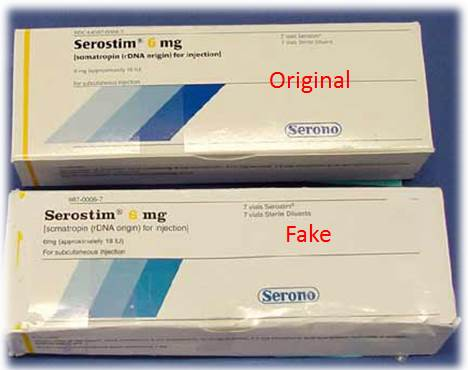 fake drug