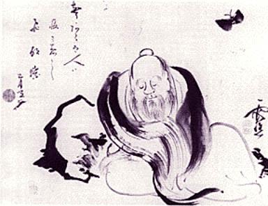 Zhunagzi Schmetterling