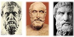 Pyrrhon, Sextus, Epikur