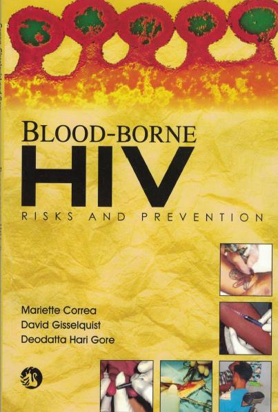 Blood borne HIV risk