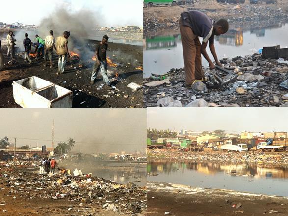 Ghana Elektroschrott